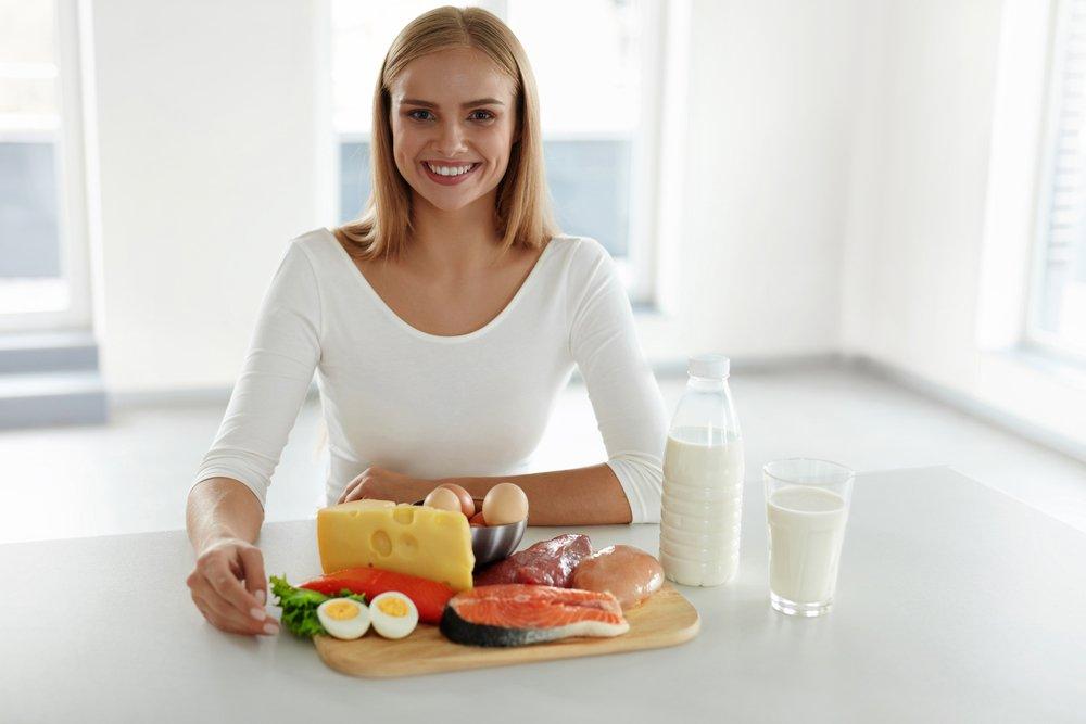Хорошо сбалансированные диеты