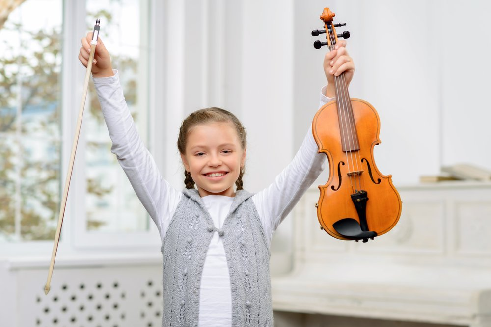 Развитие ребенка. Особенности абсолютного слуха