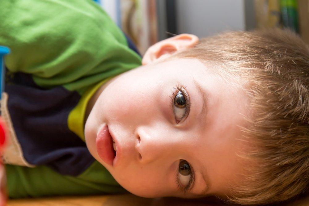 Симптомы конъюнктивита у ребенка