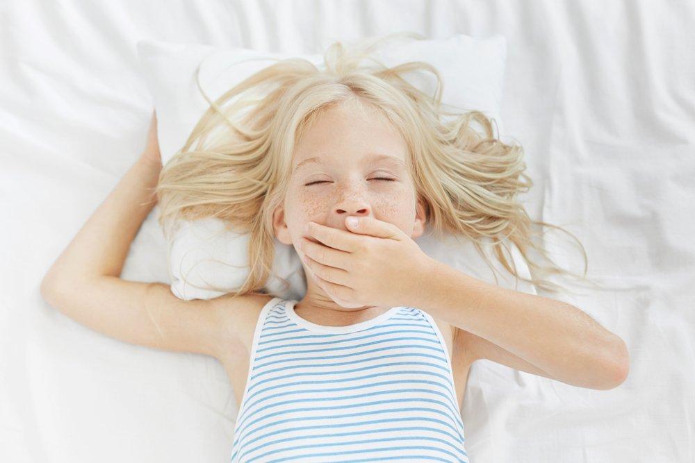 В каком возрасте нормально отказываться от дневного сна?