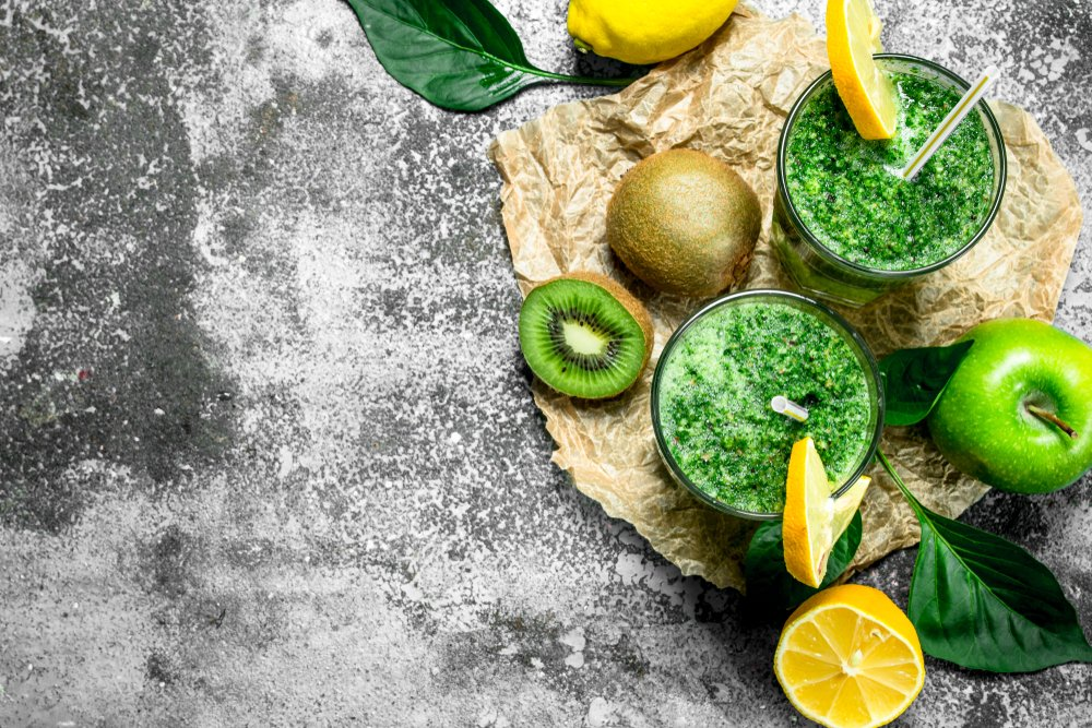 Диеты для похудения: основные принципы детокс-диеты