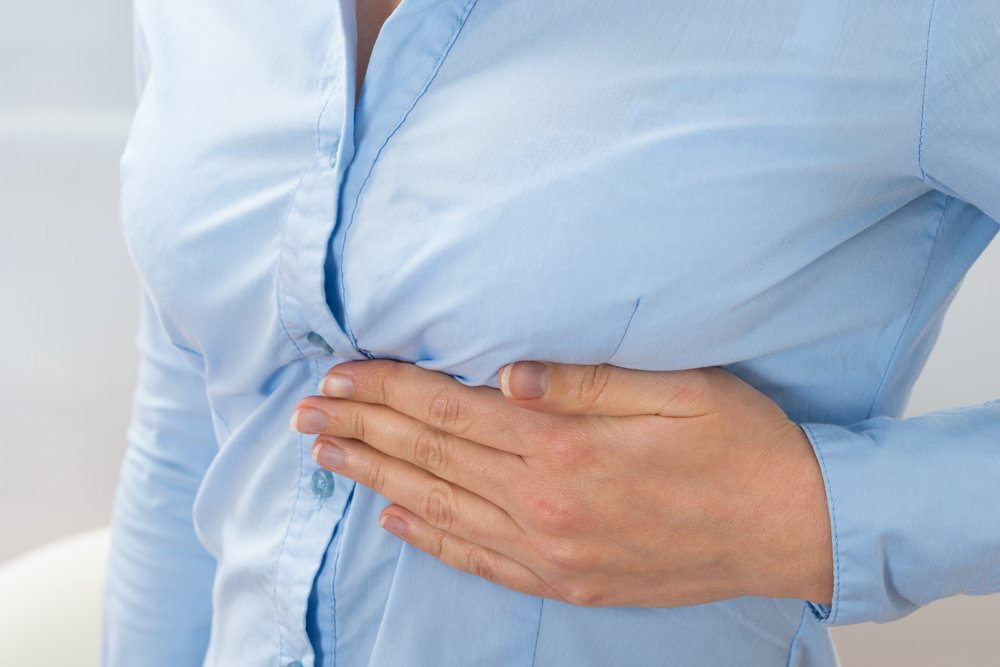 Симптомы межреберной невралгии