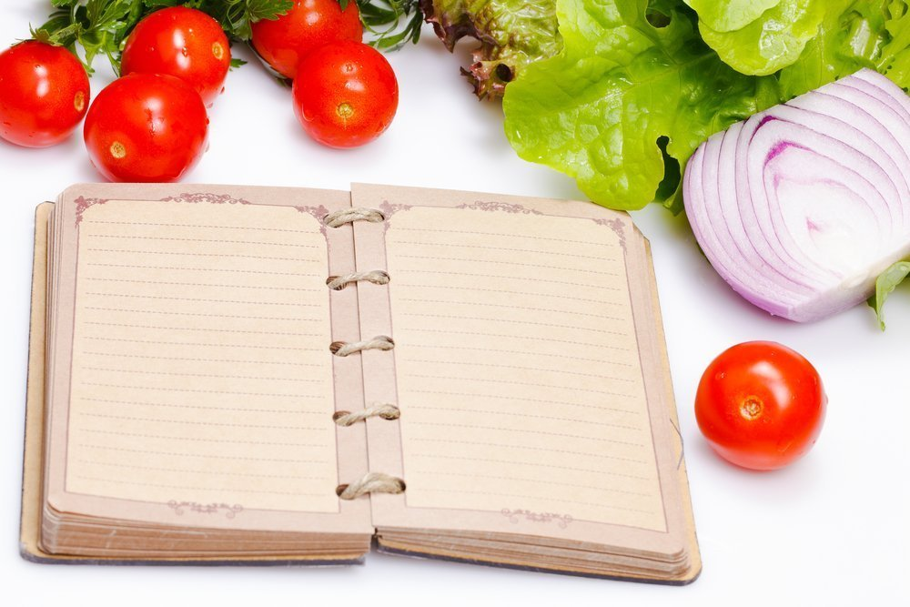 Начните вести дневник питания