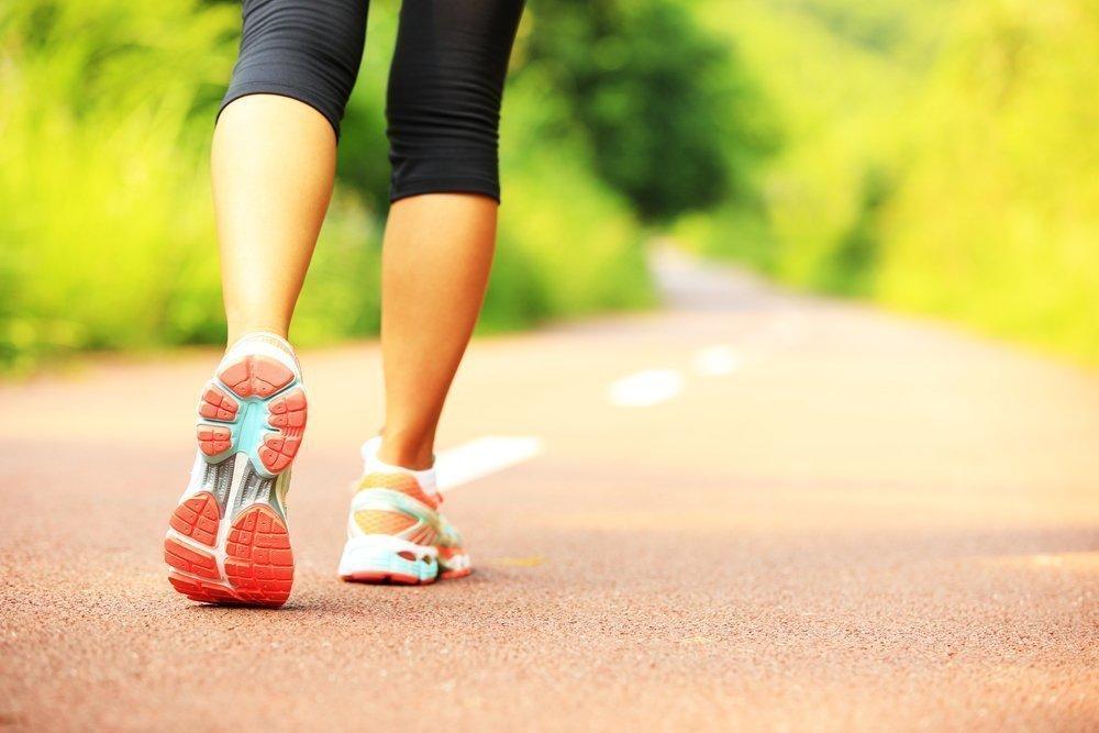 Пешие прогулки для профилактики диабета