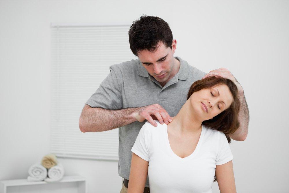 Лечение причин болей в шее гимнастическими упражнениями