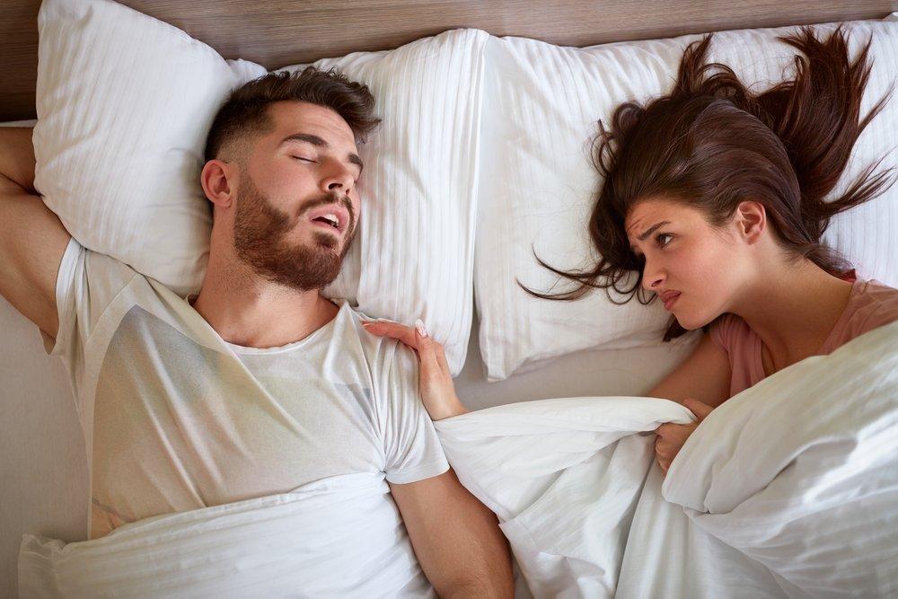 Храп и сонное апноэ