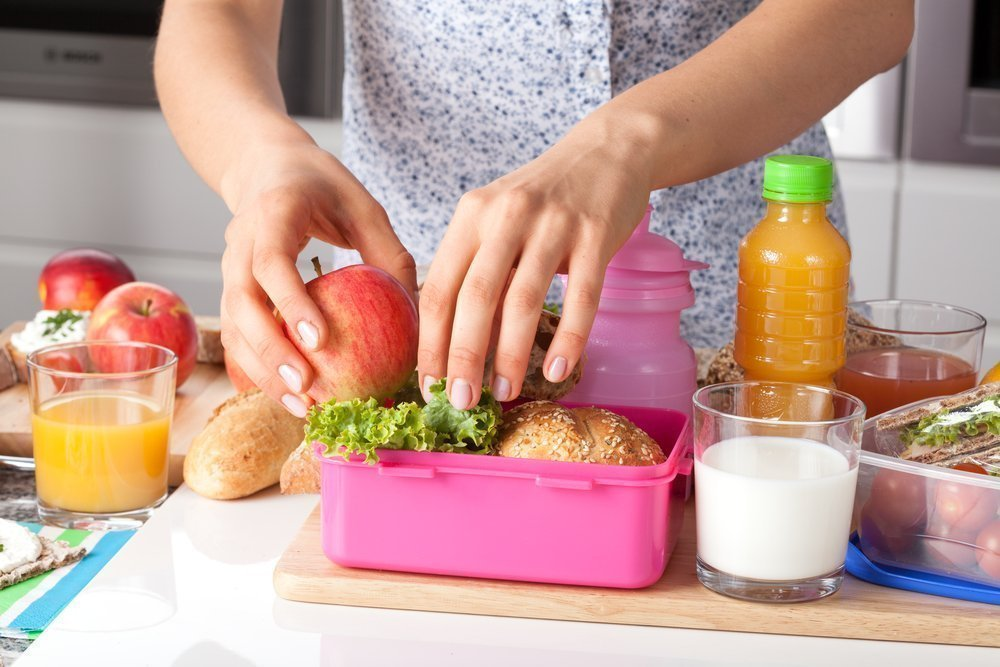 Продукты питания, необходимые для здоровья путешественника