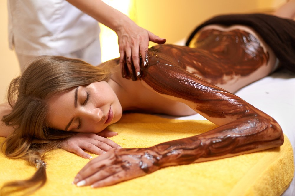 Шоколадные обертывания для похудения и здоровья кожи