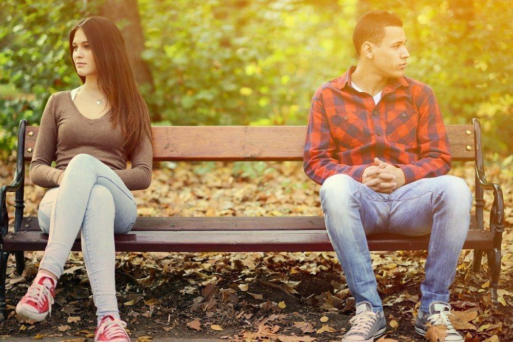 Психология мужчин и женщин во время ссоры