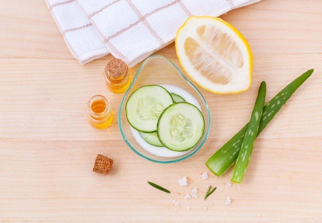 Скраб для тела с бодрящим цитрусовым ароматом