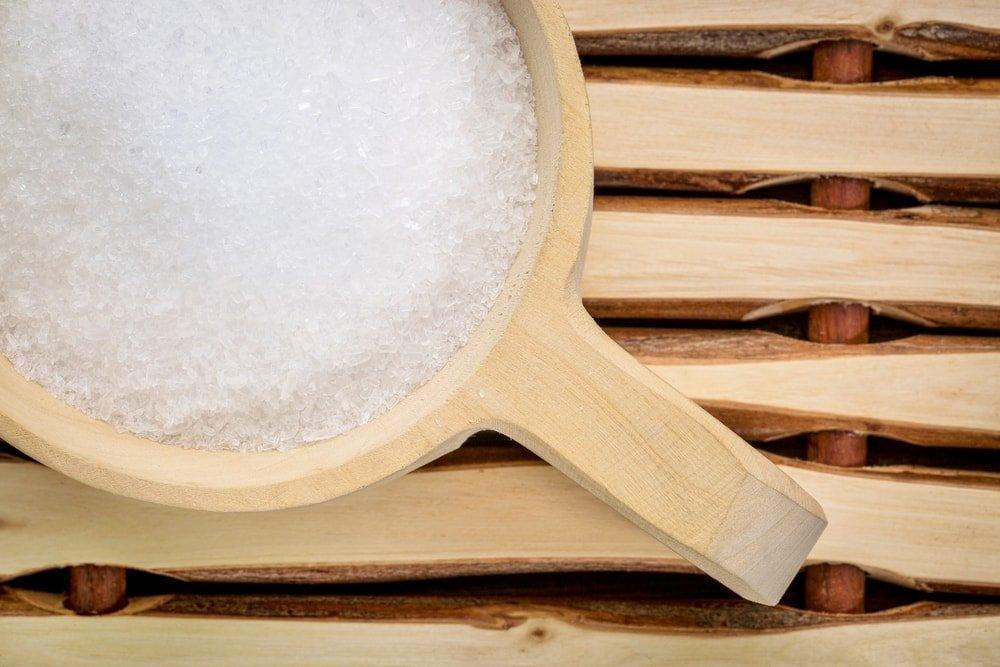 Английская соль от мышечного напряжения