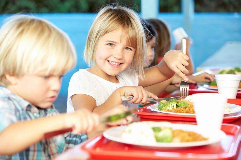 Питание ребенка как культ