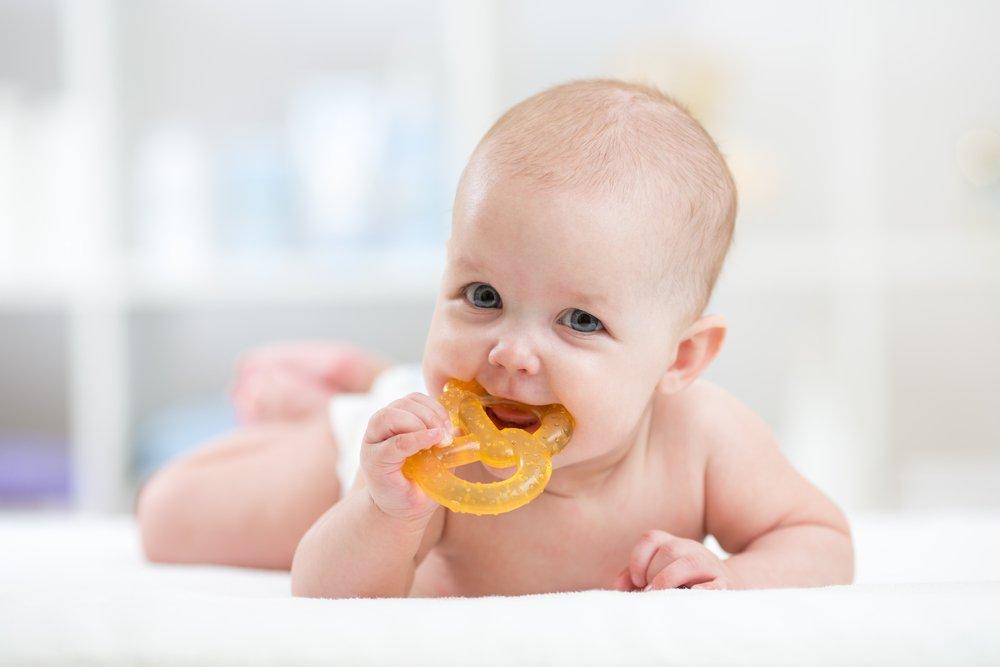 Сроки прорезывания зубов — среднестатистические