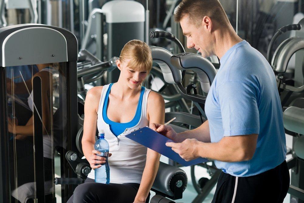 Правила составления фитнес-программы