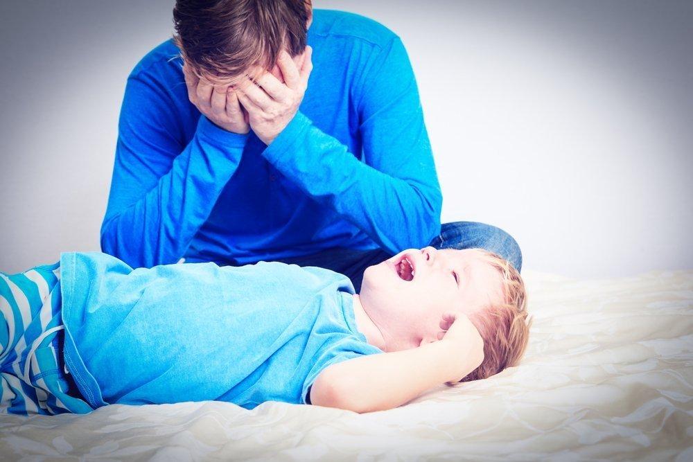 Кризисный возраст у родителей