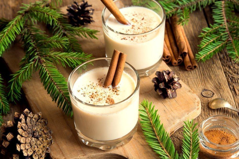 Рецепт пряного коктейля «Миндальное молоко»