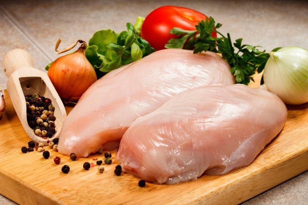 Ешьте куриное мясо