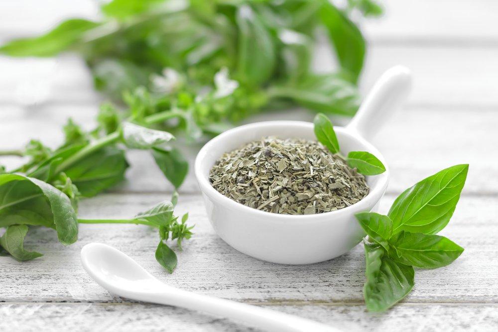 Правильное питание и полезная зелень