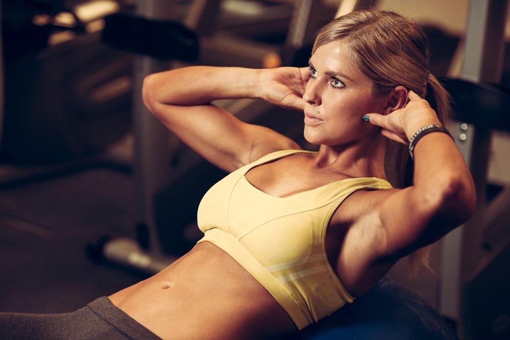 Роль мускулатуры живота в силовом фитнесе