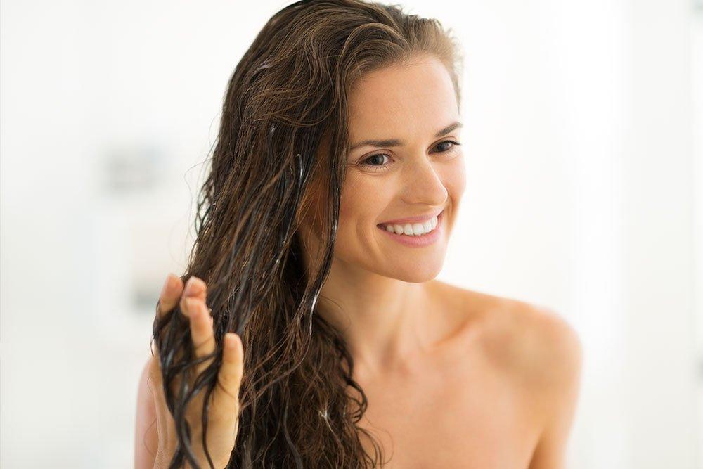 коллаген для седых волос