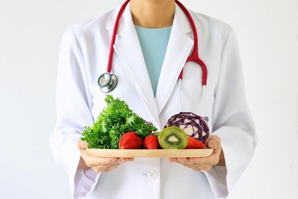 Диеты медицинских наук