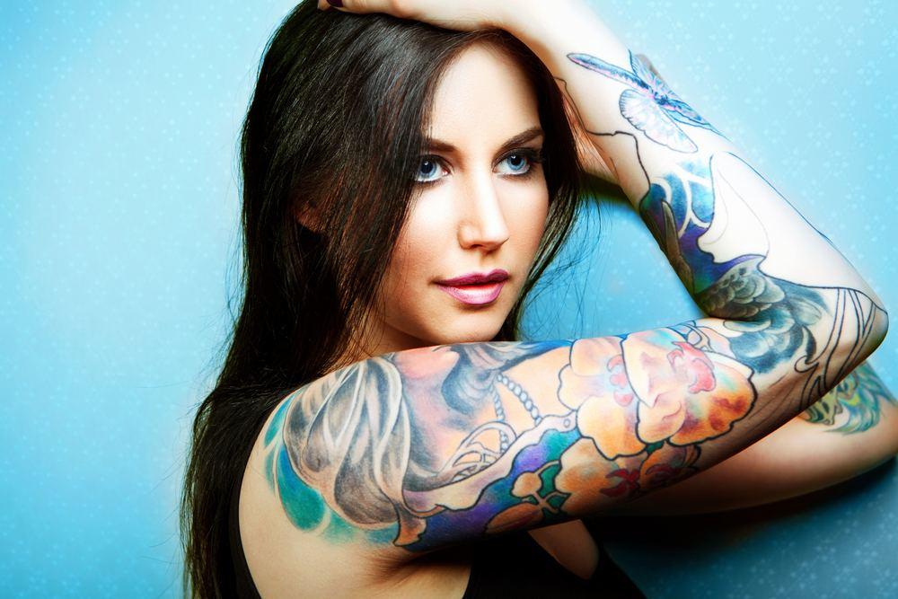 Татуировки часто недооценивают