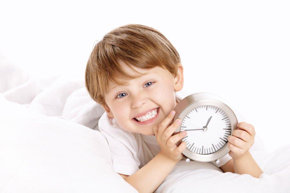 Объясните детям, как чувствовать время