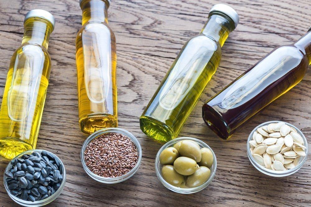 Пищевые масла и профилактика болезней
