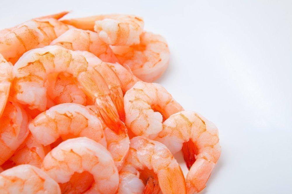 Креветки на развес — морепродукты с сомнительной пользой