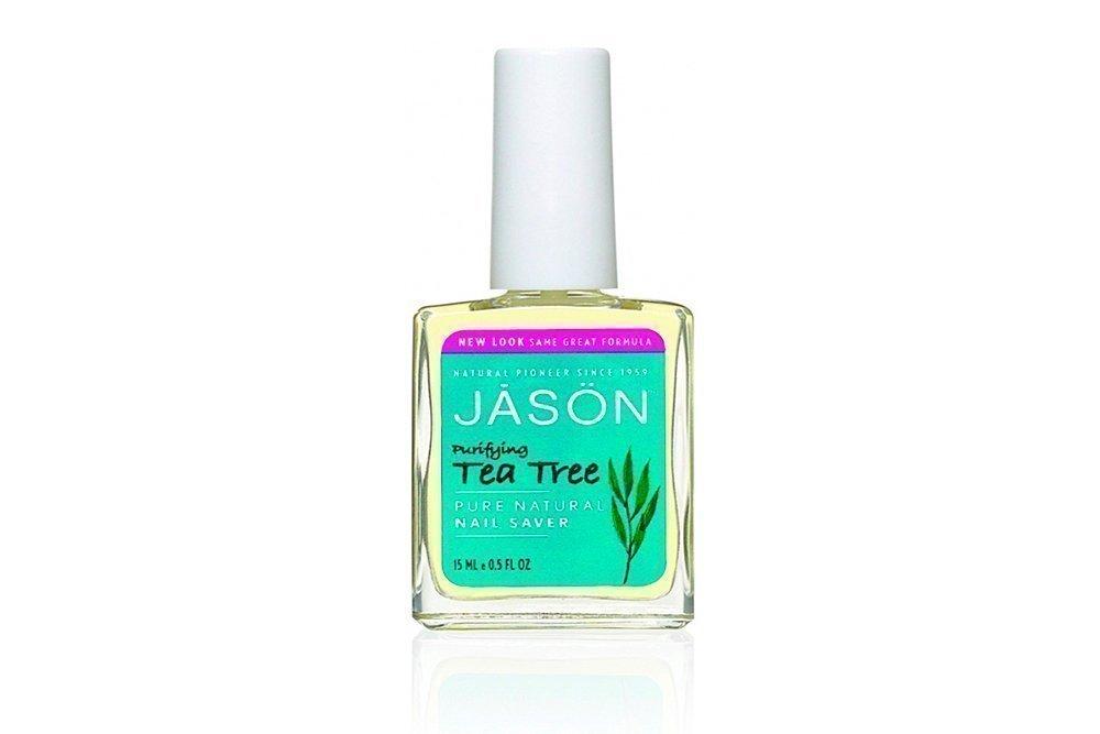 Средство по уходу за ногтями и кутикулой с маслом чайного дерева, Jason Источник: organic-shop.ru