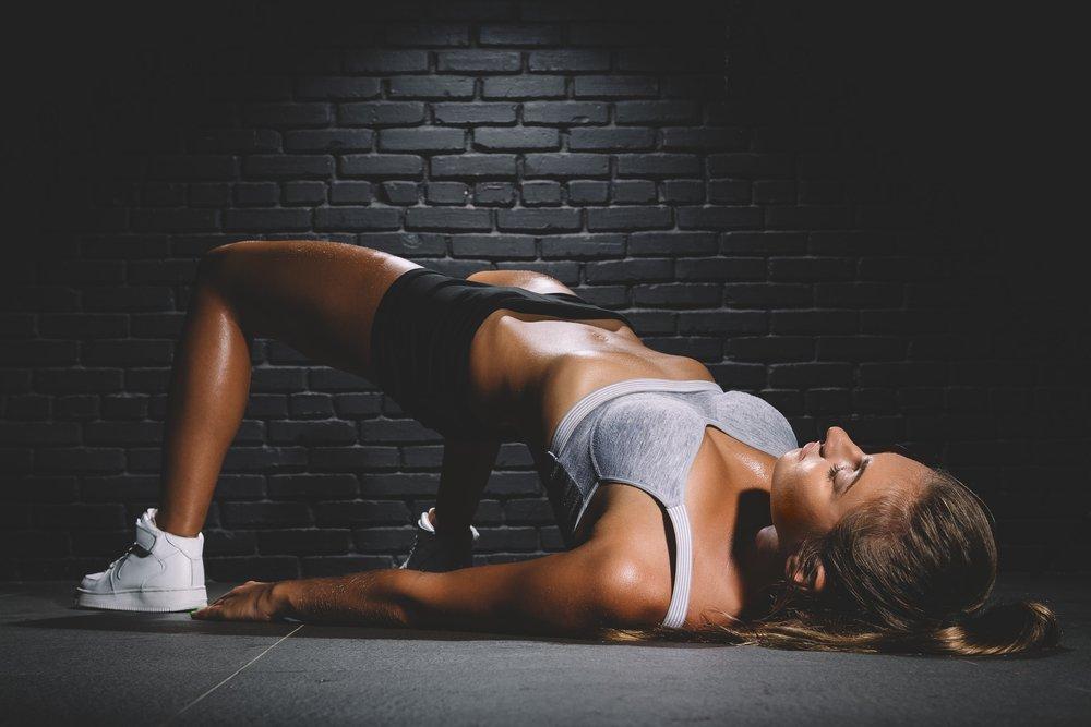 Как привести свое тело в форму?