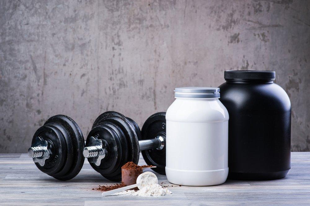 Виды протеинов в спортивном питании