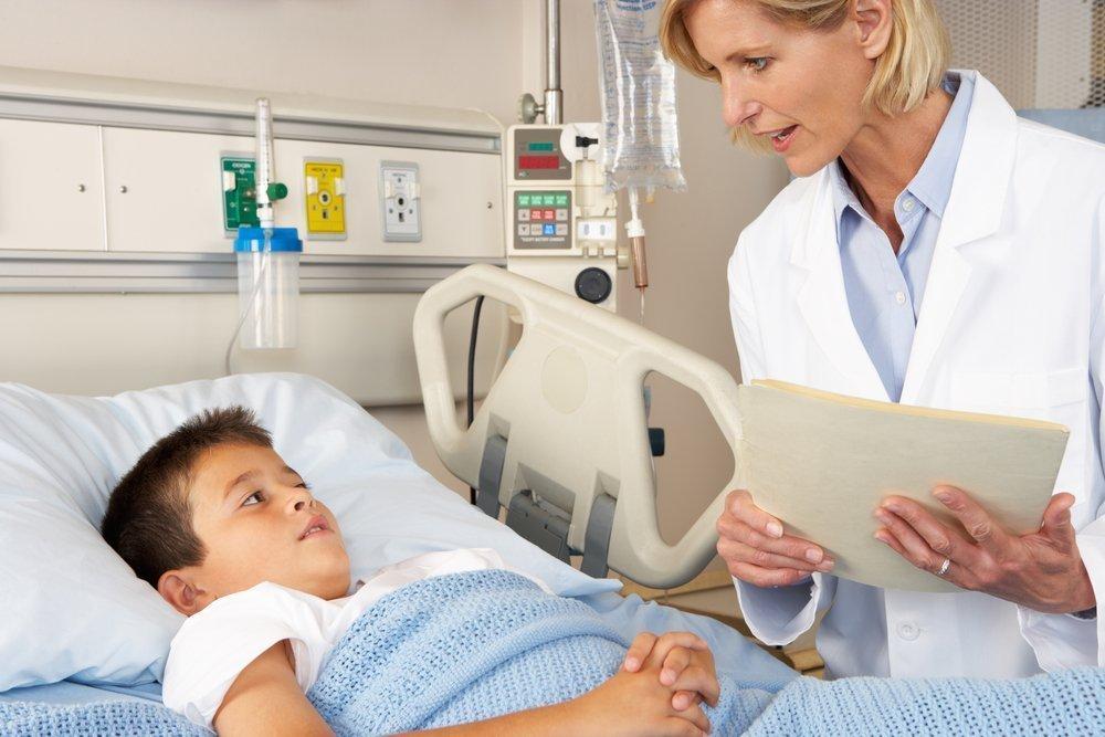 Осложнения коклюша у детей