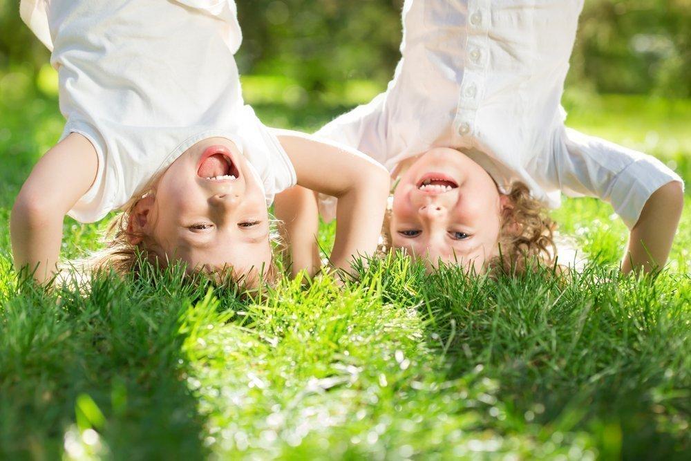 Маленькие дети и паразиты