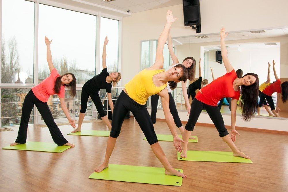 История создания фитнес-комплекса ритмической гимнастики