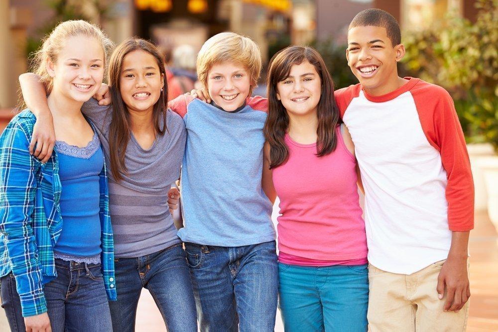 Активность гормонов у подростков