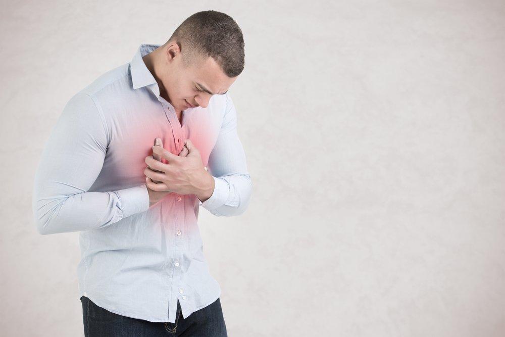 Боль в груди: неверные действия пациентов