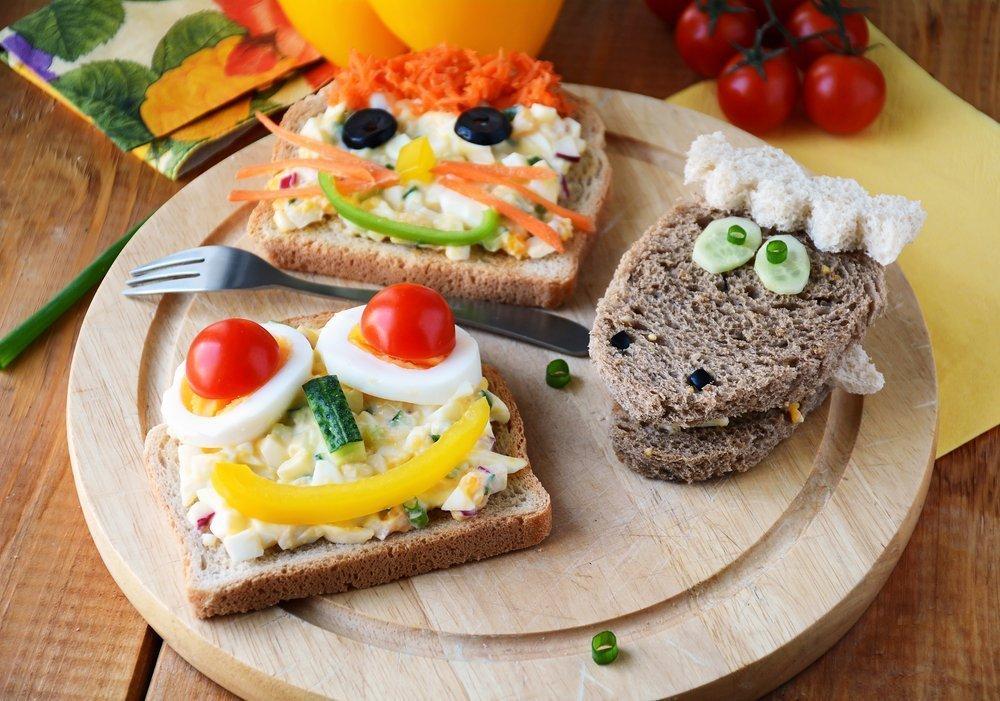 Измените питание, чтобы укрепить здоровье