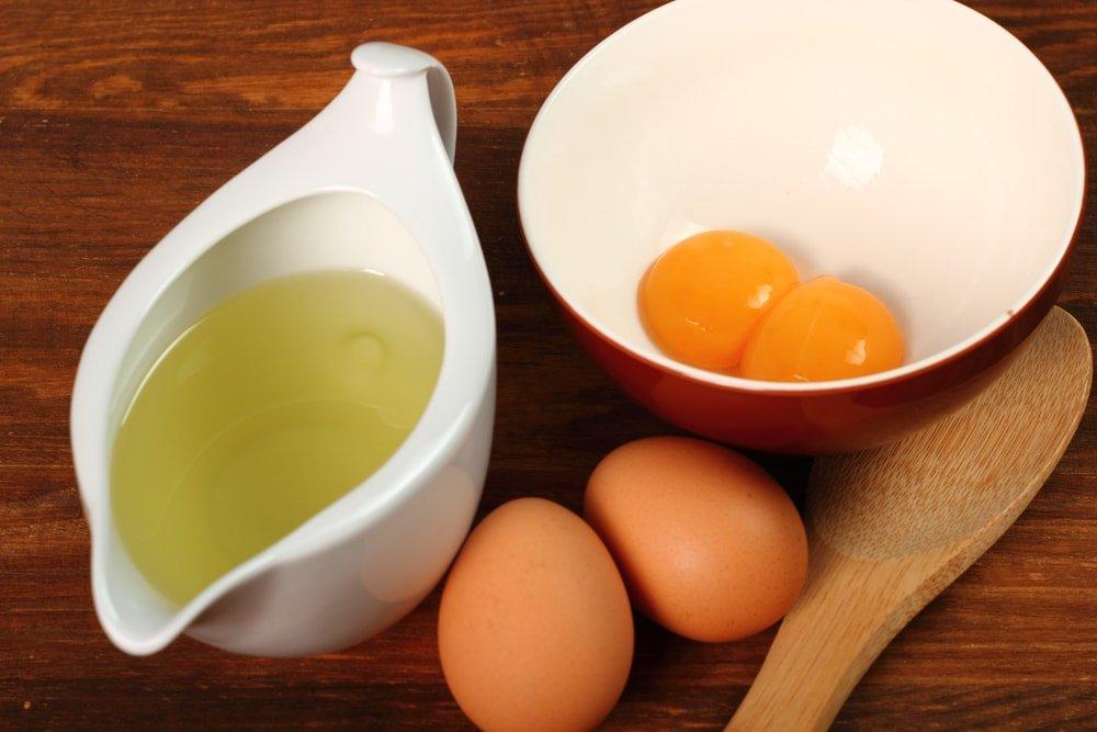 Яйца для волос и кожи головы: полезные свойства и состав