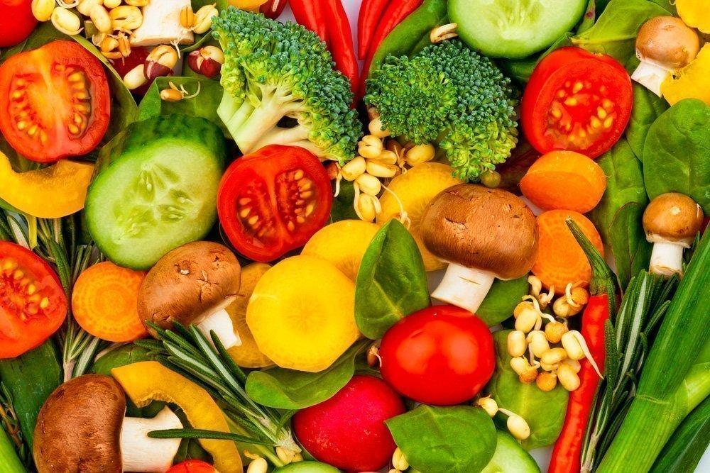 Продукты питания для здоровья печени: 9 групп