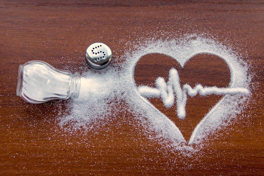 Причины для контроля потребления соли