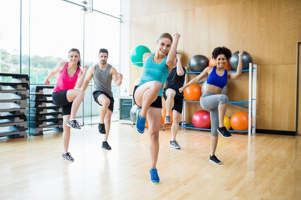 Зумба как вид фитнеса