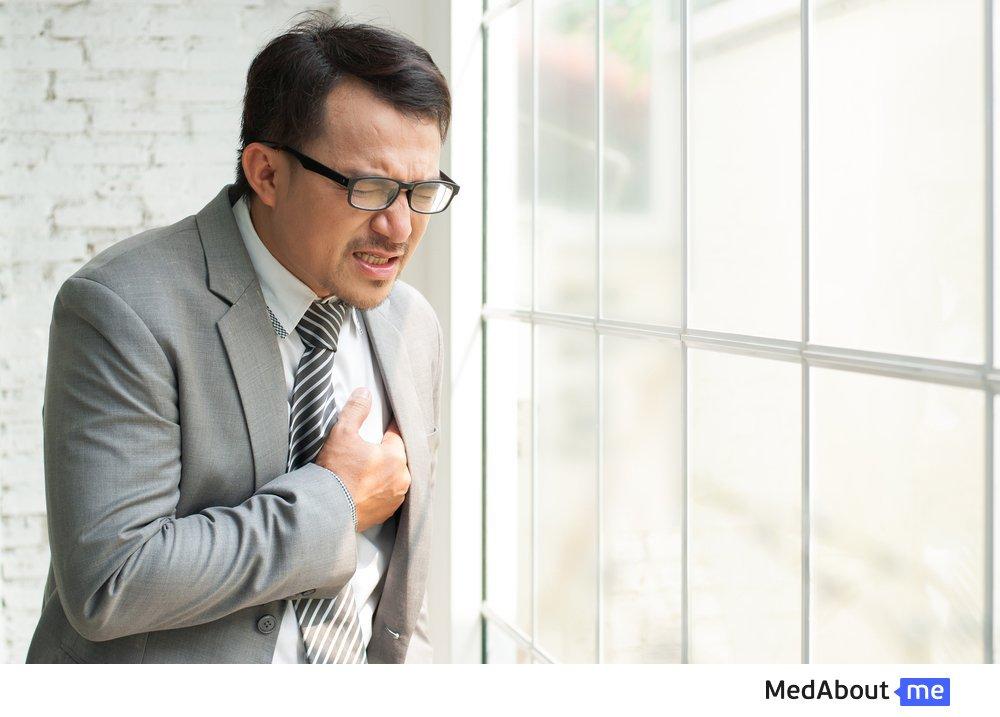 Болезни сердца у мужчин