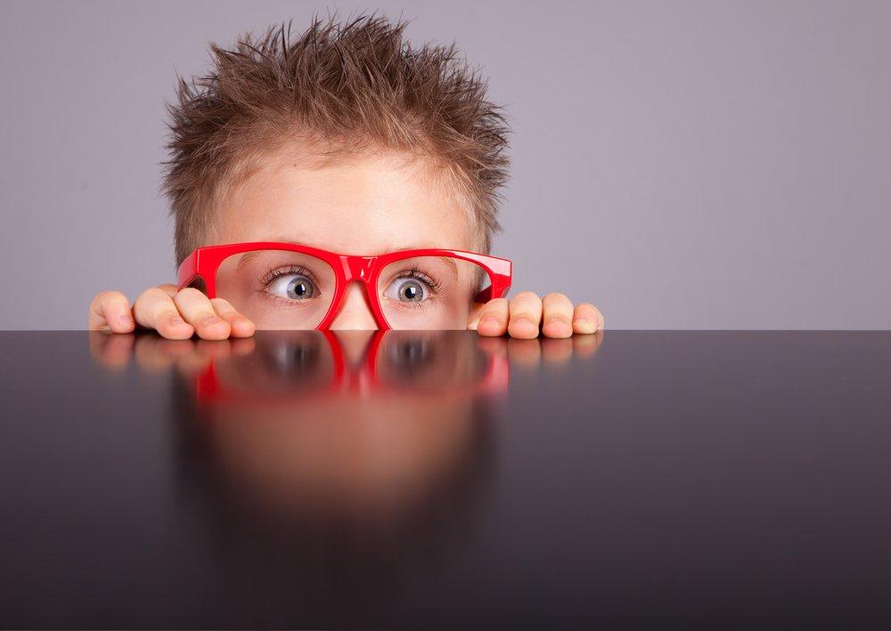 Симптомы повышенной тревожности у детей