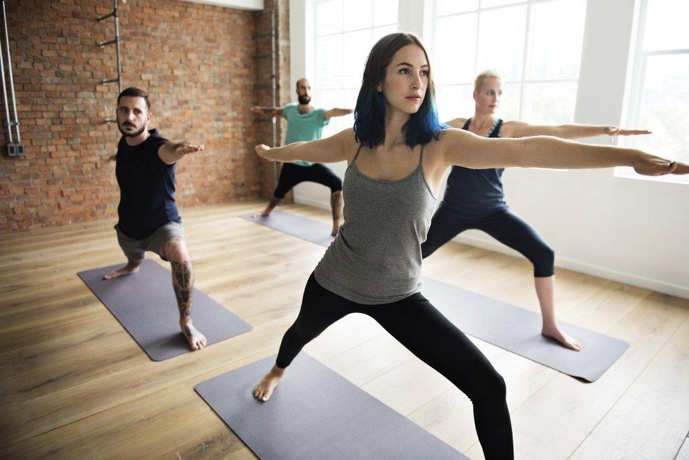 Польза йоги для организма и снижения лишнего веса