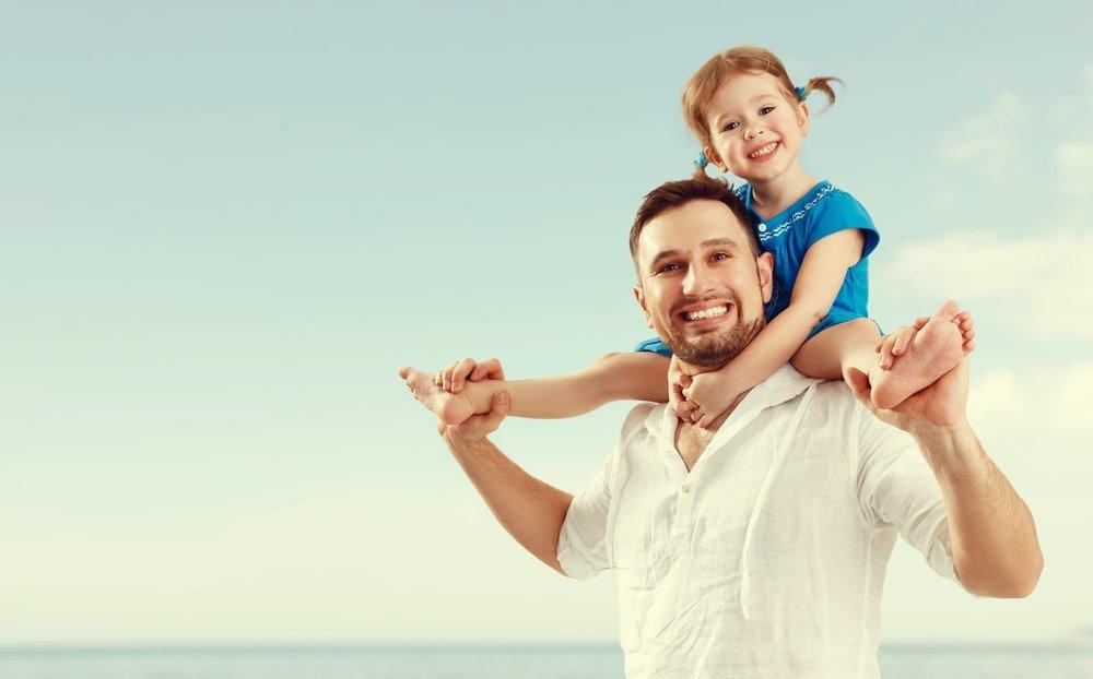 Отец vs отчим