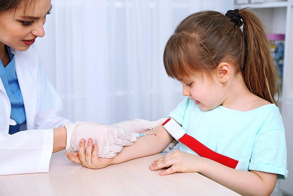 Анемия: причины в детском возрасте