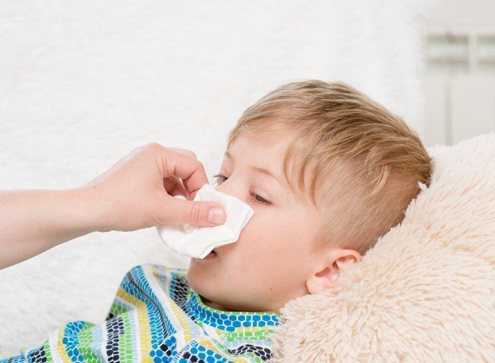 Кровотечение из носа: изменения в здоровье