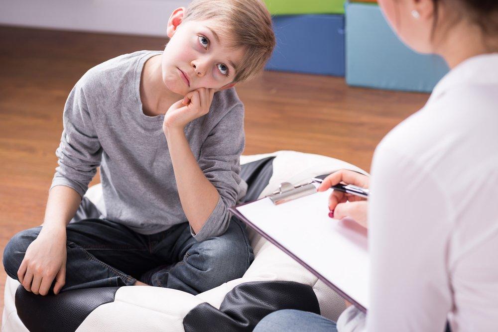 Психотерапия для детей
