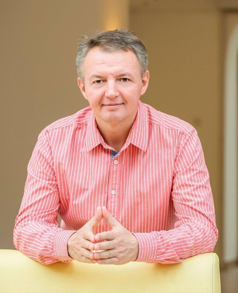 карьерный консультант, коуч Виталий Баранецкий